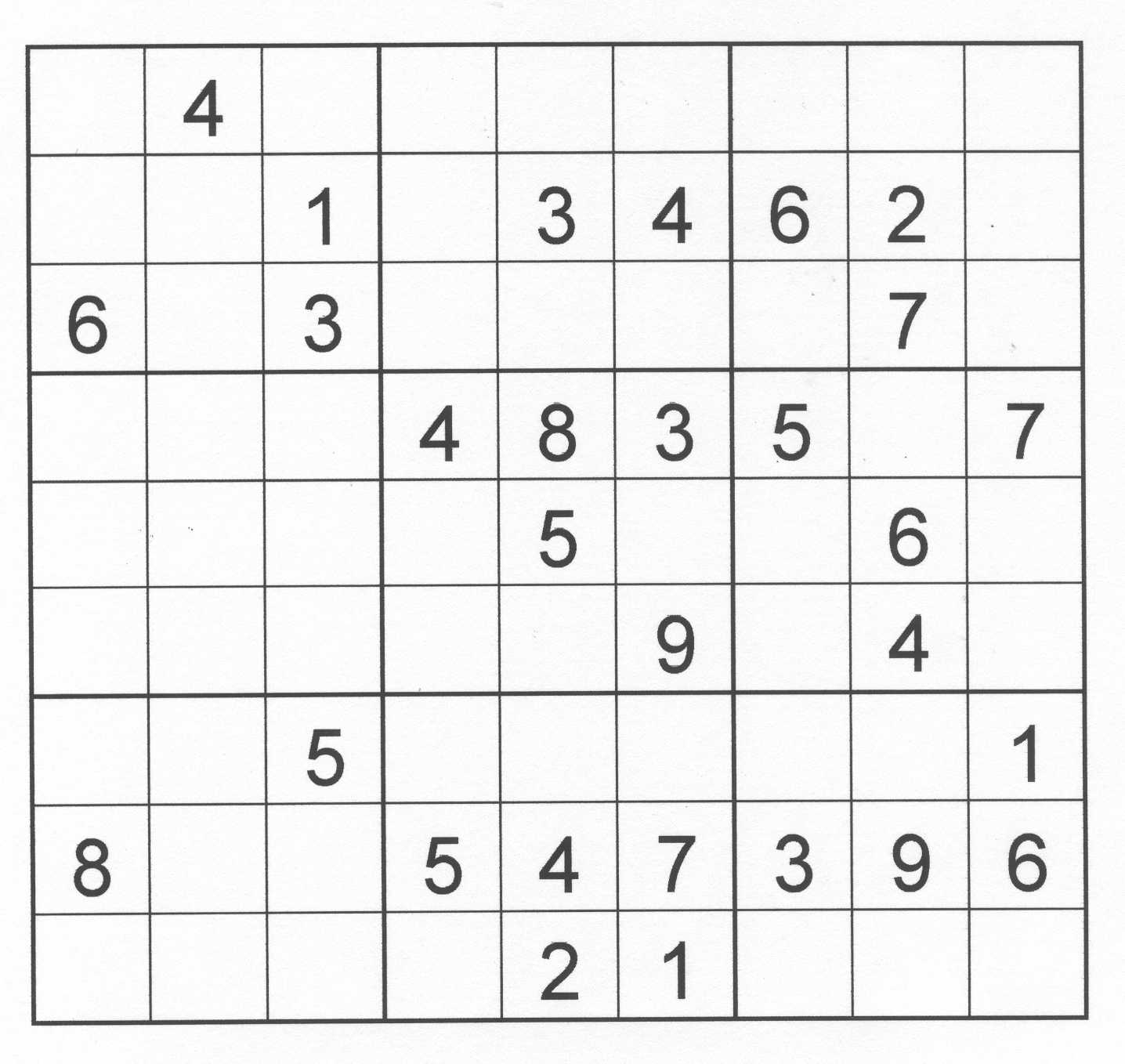 Sudoku New Style For 2016 2017