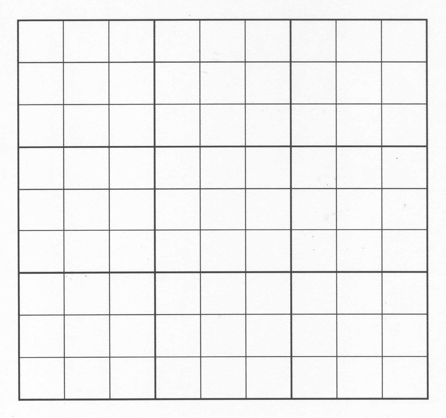 Imprimer des grille de sudoku sur grilles sudoku - Grilles de sudoku vierges ...